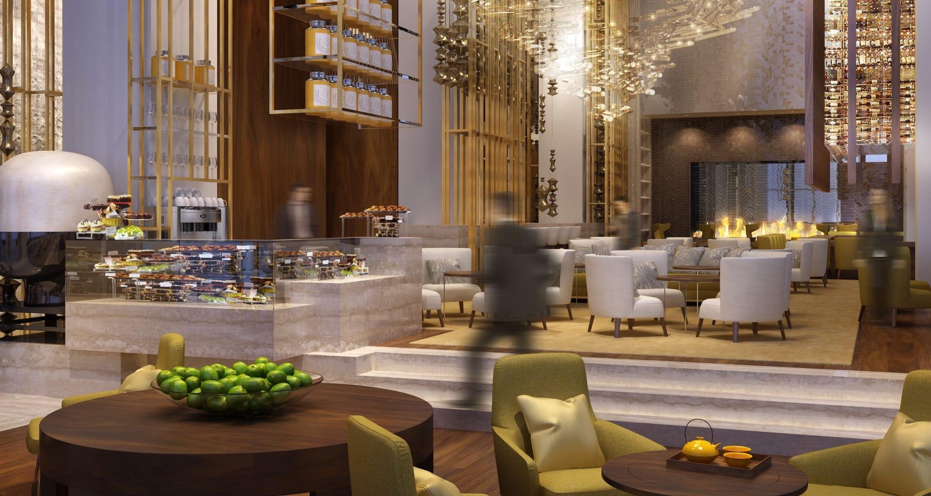 asia hotel concept